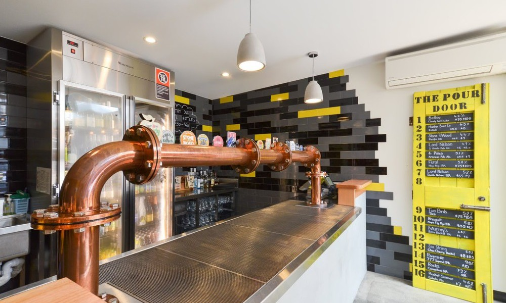 Design Installation Pro Tap Beer Systems